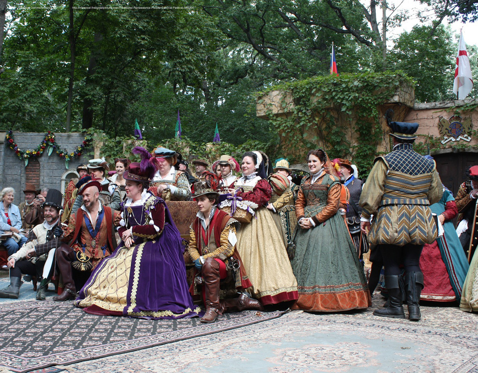 Renaissance Costumes Virginia Beach